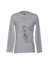 Bolongaro Trevor T Shirts Light Grey