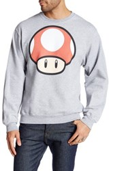 Fifth Sun Mario Power Up Pullover Metallic