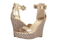 G By Guess Donny Gold Shoes