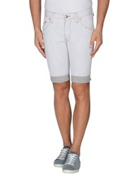 Heavy Project Denim Denim Bermudas Men