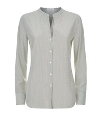 Brunello Cucinelli Striped Chain Shirt Female Multi