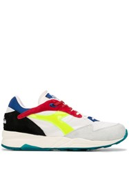 Diadora Low Top Eclipse H Luminaire Sneakers White