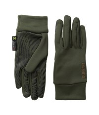Burton Powerstretch R Liner Keef Extreme Cold Weather Gloves Olive