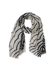 Marc By Marc Jacobs Scarves Ivory