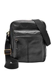 Fossil Defender City Bag Black