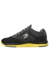 Jack And Jones Tech Jjadjust Sports Shoes Asphalt Anthracite