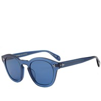 Oliver Peoples Boudreau L.A. Sunglasses Blue