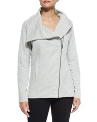 Nydj City Sport Cozy Moto Jacket