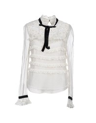 Manoush Blouses Ivory