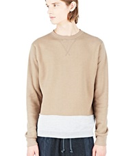 Kolor Beacon Crew Neck Sweater Beige