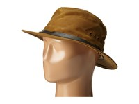 Filson Tin Packer Hat Tan Caps