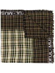 Zadig And Voltaire Scotty Scarf Black