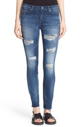 Women's Iro 'Sunny' Destroyed Skinny Jeans