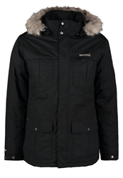 Regatta Landbreak Parker Outdoor Jacket Black