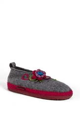 Giesswein 'Lunz' Slipper Light Grey