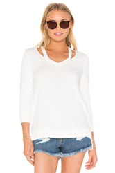 Rvca Clarity Top White
