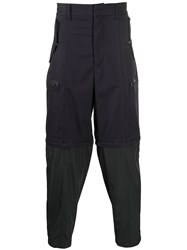 Pringle Of Scotland Relaxed Fit Cargo Trousers 60