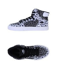 Supra High Tops And Trainers White