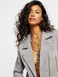 Free People Easy Street Metal Necklace By