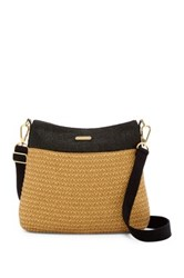 Eric Javits Escape Convertable Squishee Crossbody Beige