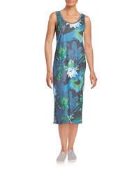 Bench Floral Print Expert Dress Green Multi
