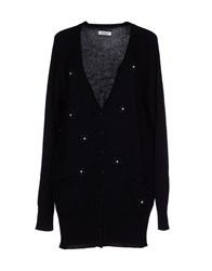 Lucky Lu Knitwear Cardigans Women Black