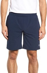 Travis Mathew Deering Shorts Heather Navy