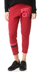 Freecity Strike Sounds Sweatpants Artyard Red