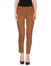 Jacob Cohen Jacob Coh N Casual Pants Brown