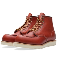 Red Wing Shoes Red Wing 8131 Heritage Work 6' Moc Toe Boot Oro Russet Portage
