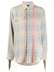 Polo Ralph Lauren Plaid Chest Pocket Shirt Neutrals