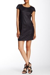 Custo Barcelona Snake Embossed Dress Black