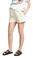 Hatch The Lula Shorts Ivory