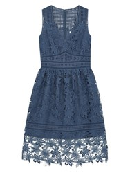 Gerard Darel Dixie Dress Blue
