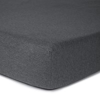 Calvin Klein Modern Cotton Body Fitted Sheet Charcoal Grey