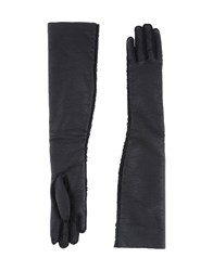Maison Martin Margiela Mm6 By Accessories Gloves Black