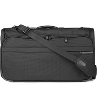 Briggs And Riley Compact Garment Bag Black