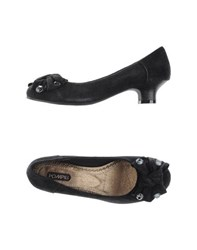 Pompili Footwear Courts Women