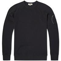Ymc Arm Pocket Crew Sweat Black