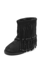 Koolaburra Savannitty Ii Booties Black