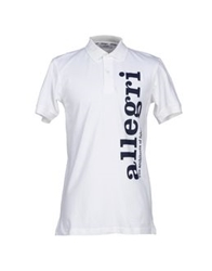 Allegri Polo Shirts White