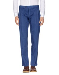 Gabriele Pasini Casual Pants Dark Blue
