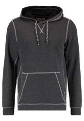 Tom Tailor Denim Hoodie Black