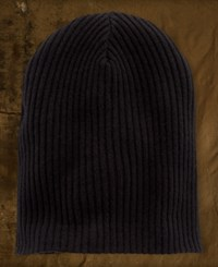 Denim And Supply Ralph Lauren Rib Knit Hat Black