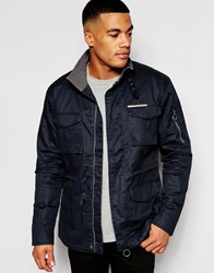 Ringspun Chuckle Field Jacket Navy