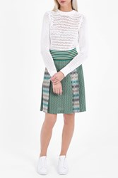 3.1 Phillip Lim Women S Crotchet Jumper Boutique1 White