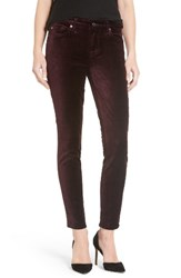 7 For All Mankindr Women's Mankind Velvet Ankle Jeans