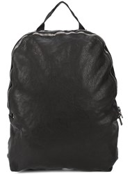 Guidi Minimal Backpack Black