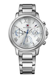 Tommy Hilfiger Th741 Ladies Stainless Bracelet Watch Metallic