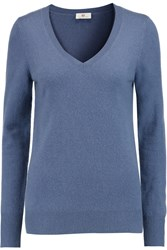 Ag Jeans Hayden Cashmere Sweater Blue